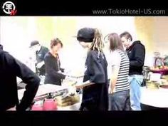 Tokio Hotel TV [Episode 9] Behind The Scenes
