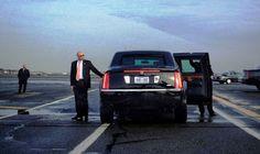 Τα εντυπωσιακά υπεραυτοκίνητα που μεταφέρουν τους ηγέτες του πλανήτη