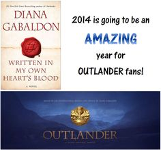 2014 is going to be an AMAZING year for OUTLANDER fans!