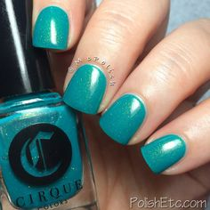 Cirque Colors: Thicker Than Water
