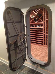 Custom Wine Cellar Doors And Entry Ways   Washington Valley Cellars