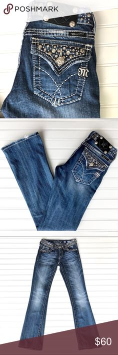 Miss Me Jeans JP4288-5, Boot Cut, Size 26 Miss Me Jeans Style JP4288-5 Boot Cut Size 26 Like new condition. Comes from smoke free home. Check out my other listings for a bundle deal. Miss Me Jeans Boot Cut