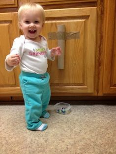 On The Wright Path: Entertaining a One-Year-Old