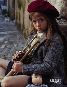 Arrieta from Sugar Kids for Vogue Niños - Vogue España. Hora de Aventuras by Mónica Suárez de Tangil.