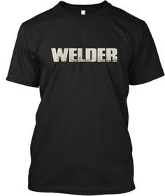 Welder-Limited Edition