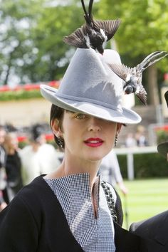 If I ever attend the Royal Ascot races...