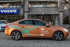 Уже в ближайшие три года компания Volvo обещает выдать на руки автомобили, которым не нужен водитель.