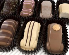 VW Beetle Chocolates!!!! YUMMY!!!!!!