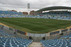 @Getafe Coliseum Alfonso Pérez #9ine