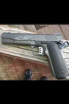 1911 could do with out the etched flame tho