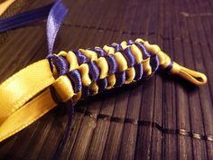 Sakacon: DIY Spiral Lanyard Ribbon Lei
