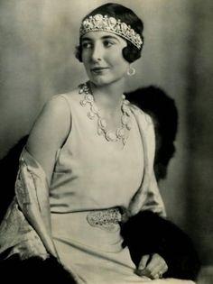 Françoise of Orléans, Princess Christopher of Greece.