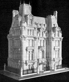 Residence, Capt. J. R. De Lamar,MadisonAvenueand 37th Street, New York. C. P. H. Gilbert, Architect.  This imposing Beaux-Arts...