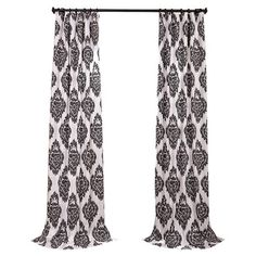 Add a pop of pattern to your kitchen or living room with this lovely curtain, showcasing a damask motif for stylish appeal.  Product...
