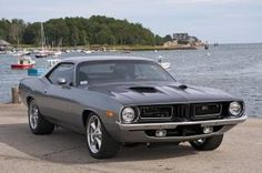 1972 Plymouth Hemi Cuda Maintenance/restoration of old/vintage vehicles: the material for new cogs/casters/gears/pads could be cast polyamide which I (Cast polyamide) can produce. My contact: tatjana.alic@windowslive.com