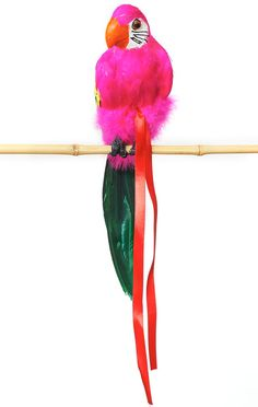 better colours but $19.95 each Pirate s Parrot on Shoulder Costume Funny Fancy Dress Halloween Accessory