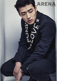 2014.02, ARENA HOMME PLUS, Kang Ha Neul