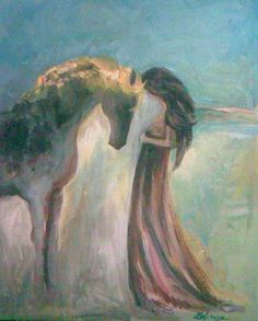 Girl. Artist: Simona Zalinca Contact: www.belladonart.wordpress.com
