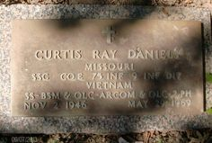 Steve Wightman @stevewightman1 13m13 minutes ago  Honoring #USArmy SSgt Curtis Ray Daniels, died 5/29/1969 in South Vietnam. Honor him so he is not forgotten.  (99) Twitter