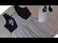 Baby Girl Dress Design, Girls Frock Design, Kids Frocks Design, Baby Frocks Designs, Girls Dresses Sewing, Sewing Baby Clothes, Dresses Kids Girl, Baby Girl Dress Patterns, Baby Clothes Patterns