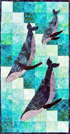 Family Dive Quilt Pattern