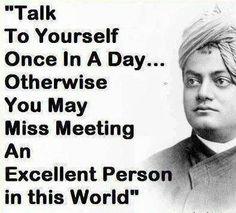 Swami Vivekananda's saying....