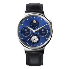 Huawei Watch Steel Leather Huawei Watch to niezwykłe urządzenie, które łączy prawdziwe zegarmistrzowskie rzemiosło z wyjątkowymi mobilnymi technologiami jakie prezentują tzw. wearables.  #timetrend #smartwatch #huawei