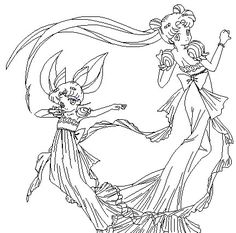 Coloring Pages Of Anime Princesses. 640 best coloring pages images ...