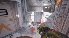 Our first glimpse at Unreal Tournament 4 on the new Unreal Engine 4. This game takes way to much precision for me to be good at but I really love watching pe...
