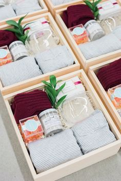 WEDDING WELCOME GIFTS Marigold & Grey creates artisan gifts for all occasions. Wedding welcome gifts. Workshop swag. Client gifts. Corporate event gifts. Bridesmaid gifts. Groomsmen Gifts. Holiday Gifts. Click to order online. Image: Lissa Ryan Photography
