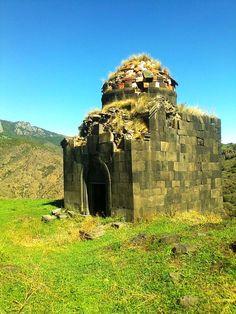 Kayanberd fotress, Armenia.