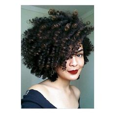 Naturalista Chic | @maryllakarla #Naturalhairdoescare #ColorCodeFriday