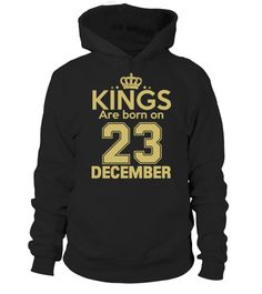 KINGS ARE BORN ON 23 DECEMBER