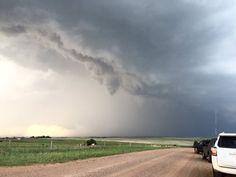 Near Ashland, Kansas..6:50 p.m. #kswx