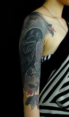 15 Sleeve Tattoo