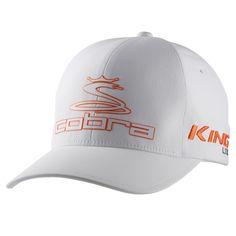 KING Cap | COBRA Golf Golf 7 R, Play Golf, Golf Stance, Cobra Golf, Womens Golf Shirts, Club Face, Hat For Man, Fitted Caps, Ladies Golf