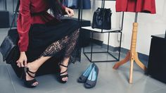Here's how to avoid the broken heels, sore feet, and unexpected tumbles that can come with walking in heels.