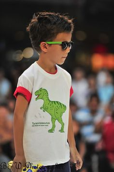 Dinosaurs and Sunglasses, oh my.