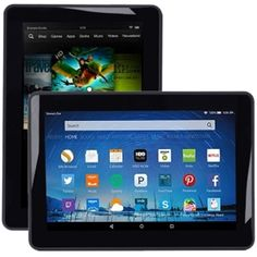 Amazon Kindle Fire HD Dual-Core 1.5GHz 1GB 8GB 7 Touchscreen Tablet Fire OS 4 (3rd Generation) - B
