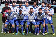 EUROPA: Rafa Leva, Guillem, Alberto, Cano, Cuadras, Javi Lara, Rovira, Marc Esteban, Javi Sánchez, Guzman i Camacho.
