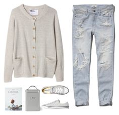 """Untitled #597"" by keziakaligis ❤ liked on Polyvore featuring Margaret Howell, Abercrombie & Fitch, Converse, Garden Trading, women's clothing, women, female, woman, misses and juniors"