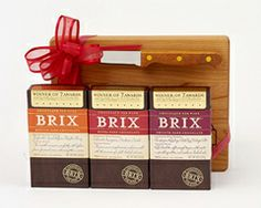 Chocolate and Wine is Perfect with Brix Chocolate