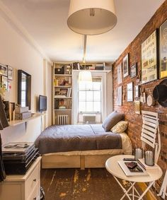 Tiny-Ass Apartment: The Small-Space Manifesto