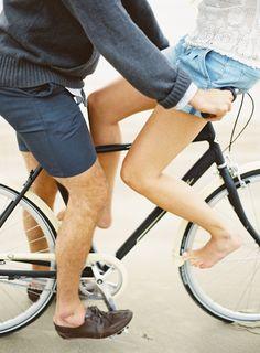 Goditi la vita in bici... in due