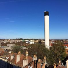 View over the rooftops of #Bristol on our instawalk with @igersbristol @universityofbristol - from the roof terrace of the life sciences building of Bristol University