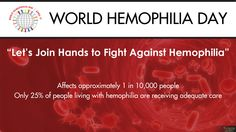 #Turacoz - #WorldHemophiliaDay #Bleeding #Clottingfactor #CompleteHealthcareSolution #HealthcareSolutionInDelhi #MedicalWriting  #MedicalMarketingSolutions More details click here : http://goo.gl/Sf2KW3.