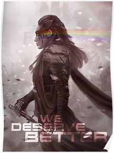 We Deserve Better Poster