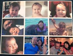 Maries Special Little Boy: PicStick Photo Magnets