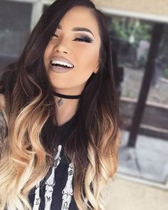 The 50 Sizzling Ombre Hair Color Solutions For Blond Brown Red And Black