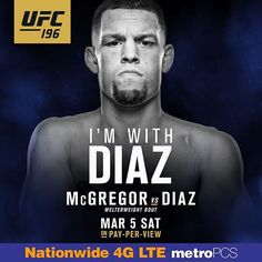 Nate Diaz fighter promo : if you love #MMA, you'll love the #UFC & #MixedMartialArts inspired fashion at CageCult: http://cagecult.com/mma
